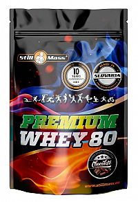 Premium Whey 80 - Still Mass  4000 g Vanilla