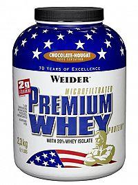 Premium Whey - Weider 500 g sáčok Vanila-Karamel