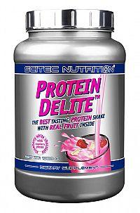 Protein Delite - Scitec Nutrition 1,0 kg Jahoda-biela čokoláda