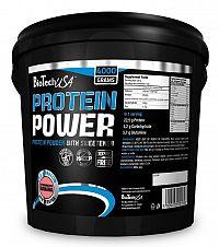Protein Power - Biotech USA 4000 g Jahoda-Banán