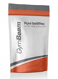 Pure Iso Whey - GymBeam 2500 g Salted Caramel