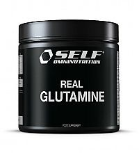 Real Glutamine od Self OmniNutrition