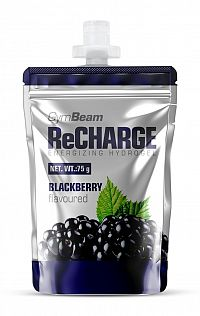 ReCharge Gel - GymBeam 75 g Green Apple