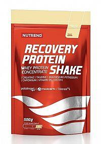 Recovery Protein Shake - Nutrend 500 g Čokoláda+Kakao