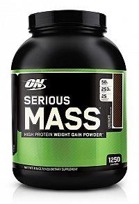 Serious Mass - Optimum Nutrition 2727 g Jahoda