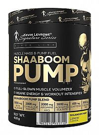 Shaaboom Pump - Kevin Levrone 385 g Lemon