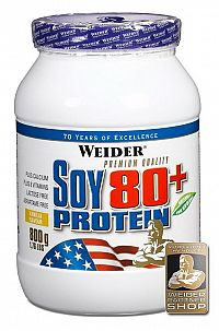 Soy 80+ Protein - Weider