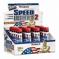 Speed Booster Plus 2 - Weider  1 monodóza á 25 ml. Lemon-Cola