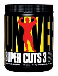 Super Cuts 3 - Universal  130 tbl.