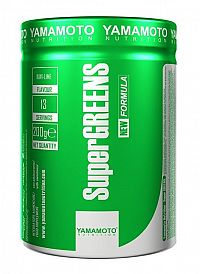 Super Greens New - Yamamoto 200 g Kiwi+Lime
