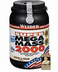 Super Mega Mass 2000 od Weider 1500 g Vanilka