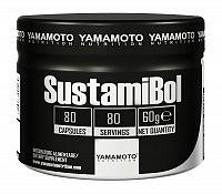 SustamiBol (pomáha navodiť anabolické prostredie) - Yamamoto  80 kaps.