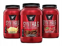 Syntha 6 - BSN 2260 g New York Vanilla Chessecake