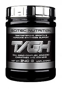 T/GH od Scitec Nutrition 240 g Neutral