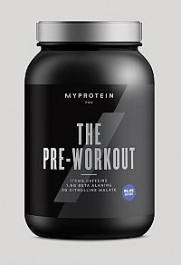 THE PRE-WORKOUT - MyProtein  420 g Blue Raspberry