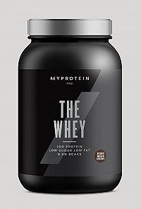 THE WHEY - MyProtein  1740 - 1800 g Vanilla Creme