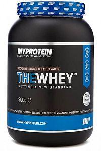 THEWHEY - MyProtein  870 - 900 g Vanilla Creme