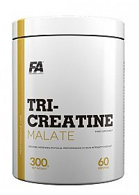 Tri-Creatine Malate od Fitness Authority 300 g Cranberry