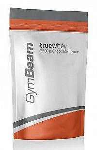True Whey - GymBeam 2500 g White Chocolate Raspberry