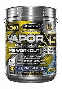 Vapor X5 Next Gen - Muscletech 228 g Blue Raspberry Fusion
