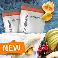 Vegan Blend - GymBeam 1000 g Banana