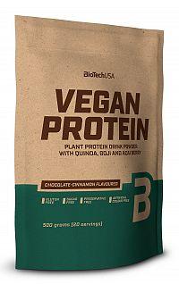 Vegan Protein - Biotech 500 g Káva