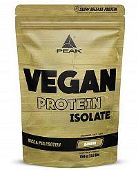 Vegan Protein Isolate - Peak Performance 750 g Hazelnut