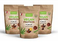 Vegan Protein - Kompava 525 g Holland Cocoa & Cinnamon