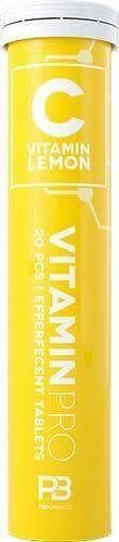 Vitamin C Pro - FCB Sweden 20 tbl. Lemon
