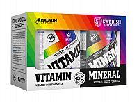 Vitamin+Mineral Complex - Swedish Supplements 60 dávok