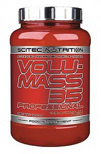 Volumass 35 Profesional - Scitec Nutrition 1200 g Biela čokoláda