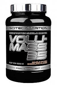 Volumass 35 - Scitec Nutrition 1200 g Vanilka