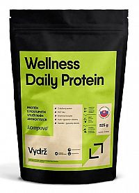 Wellness Daily Protein - Kompava 2,0 kg Vanilka