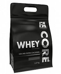 Whey Core od Fitness Authority 2270 g White Chocolate Coconut