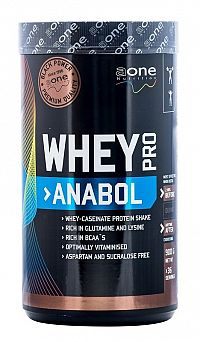 Whey Pro Anabol - Aone 900 g Strawberry