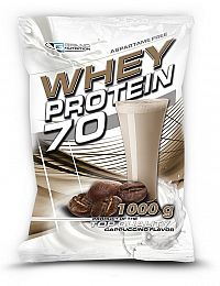 Whey Protein 70 od Grand Nutrition 500 g Kapučíno