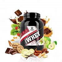 Whey Protein Deluxe - Swedish Supplements 2000 g Toffe+Choco