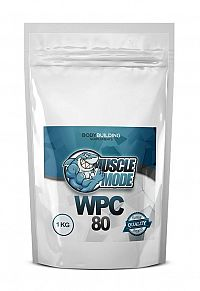 WPC 80 od Muscle Mode 2500 g Neutrál