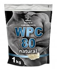 WPC 80 Protein natural od Koliba Milk 1000 g Natural
