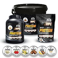 WPC 80 Protein ochutený od Koliba Milk 4200 g Čokoláda