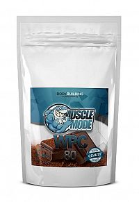 WPC 80 s príchuťou od Muscle Mode 1000 g Vanilka