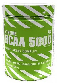 Xtreme BCAA 5000 od Fitness Authority 400 g Lemon + Lime