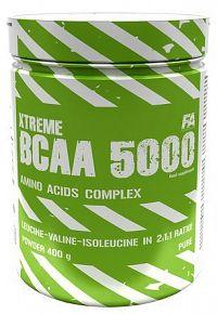 Xtreme BCAA 5000 od Fitness Authority 400 g Raspberry