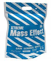 Xtreme Mass Effect - Fitness Authority 5,0 kg Biela čokoláda-Kokos