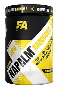 Xtreme Napalm Hardcore - Fitness Authority  540 g Raspberry Lemonade
