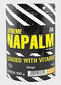 Xtreme Napalm loaded with Vitargo - Fitness Authority 1000 g Pineapple+Kiwi