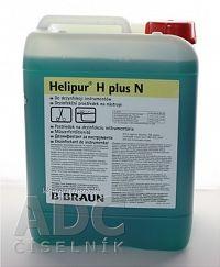 B.BRAUN HELIPUR H PLUS N dezinfekčný prostriedok (18941), 1x5000 ml