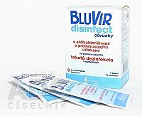 BLUVIR Disinfect obrúsky vrecúška 1x10 ks