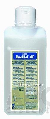 BODE Bacillol AF na dezinfekciu plôch 1x500 ml