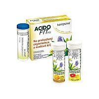 Acidofit, minerálny nápoj pomaranč limetka